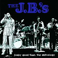 Обложка альбома «Funky Good Time: The Anthology» (The Jb's, 1995)