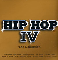 Обложка альбома «Hip Hop IV. The Collection» (Various Artists, 2006)