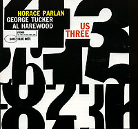 Обложка альбома «Horace Parlan. Us three» (Horace Parlan, George Tucker, Al Harewood, 2006)