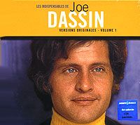 Обложка альбома «Les Indispensables De. Vol. 1» (Joe Dassin, 2006)