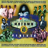 Обложка альбома «Motown 40 Forever» (Various Artists, 1998)