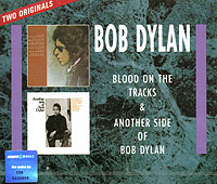 Обложка альбома «Blood On The Tracks. Another Side Of Bob Dylan» (Bob Dylan, 1992)