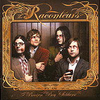 Обложка альбома «Broken Boy Soldiers» (The Raconteurs, 2006)