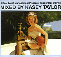 Обложка альбома «Mixed By Kasey Taylor» (Kasey Taylor, 2006)