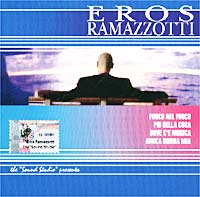 Обложка альбома «The Best Of Eros Ramazzotti» (Eros Ramazzotti, 2002)