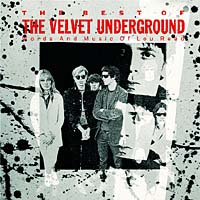 Обложка альбома «The Best Of The Velvet Underground» (The Velvet Underground, 1989)