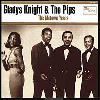 Обложка альбома «The Motown Years» (Gladys Knight & The Pips, 2000)