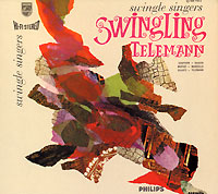 Обложка альбома «Swinging Telemann» (Swingle Singers, 1966)