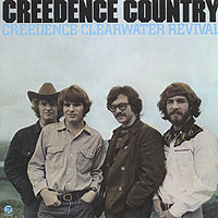 Обложка альбома «Creedence Country» (Creedence Clearwater Revival, 2004)