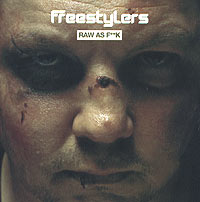 Обложка альбома «Raw As F**K» (Freestylers, 2004)
