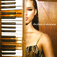 Обложка альбома «The Diary Of Alicia Keys» (Alicia Keys, 2003)