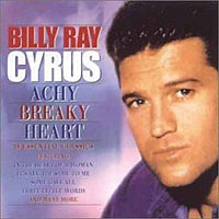 Обложка альбома «Achy Breaky Heart» (Billy Ray Cyrus, 2006)