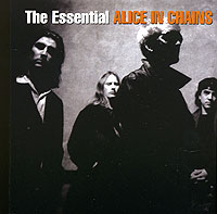 Обложка альбома «Alice In Chains» (The Essential, 2006)