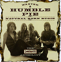 Обложка альбома «Natural Born Boogie. The Immediate Anthology» (Humble Pie, 2000)