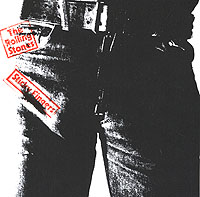 Обложка альбома «Sticky Fingers» (The Rolling Stones, 1971)