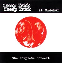 Обложка альбома «Cheap Trick at Budokan: The Complete concert» (1998)