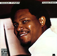 Обложка альбома «McCoy Tyner. Together» (Mccoy Tyner, 1997)