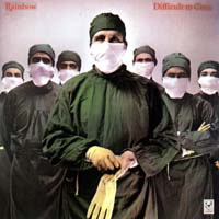 Обложка альбома «Rainbow. Difficult to Cure» (1981)