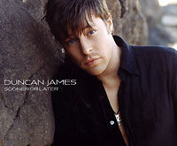 Обложка альбома «Sooner Or Later» (Duncan James, 2006)