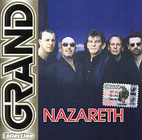 Обложка альбома «Grand Collection. Nazareth» (Nazareth, 2004)