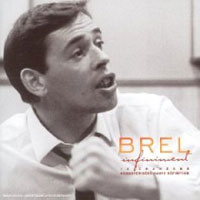 Обложка альбома «Infiniment. The Best Of Jacques Brel» (Jacques Brel, 2006)