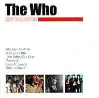 Обложка альбома «Mp3 Collection» (The Who, 2002)