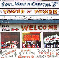 Обложка альбома «Soul With A Capital «S»» (Tower Of Power, 2002)