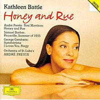 Обложка альбома «Kathleen Battle. Honey And Rue. Andre Previn» (Kathleen Battle, Andre Previn, 2006)