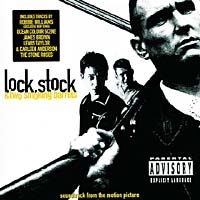 Обложка альбома «Lock Stock And Two Smoking Bar» (Various Artists, 1998)