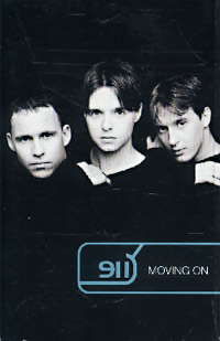 Обложка альбома «Moving On» (911, 1998)