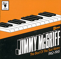 Обложка альбома «The Best Of The Sue Years 1962-1965» (Jimmy McGriff, 2006)