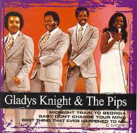 Обложка альбома «Collections. Gladys Knight & The Pips» (Gladys Knight & The Pips, 2006)