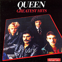 Обложка альбома «Greatest Hits» (Queen, 1994)