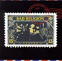 Обложка альбома «Tested» (Bad Religion, 1997)
