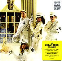 Обложка альбома «Dream Police» (Cheap Trick, 2006)