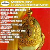 Обложка альбома «British Alnd American Band Classics» (Frederick Fennell, 2006)