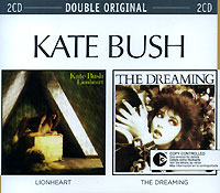 Обложка альбома «Lionheart. The Dreaming» (Kate Bush, 2003)