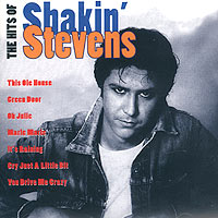 Обложка альбома «The Hits of Shakin» Stevens» (Shakin» Stevens, 1995)