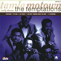 Обложка альбома «Motown Early Classics» (Temptations, The, 2000)