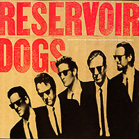 Обложка альбома «Reservoir Dogs. Original Motion Picture Sound Track» (1992)