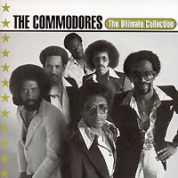 Обложка альбома «The Ultimate Collection» (Commodores, 1998)