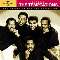 Обложка альбома «Universal Masters Collection» (The Temptations, 2000)