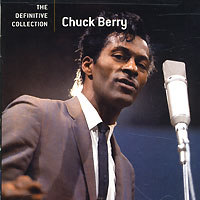 Обложка альбома «The Definitive Collection. Chuck Berry» (Chuck Berry, 2005)
