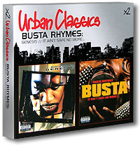 Обложка альбома «Urban Classics. Busta Rhymes. Genesis. It Ain't Safe No More…» (Busta Rhymes, 2006)