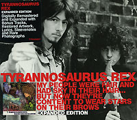 Обложка альбома «My People Were Fair» (Tyrannosaurus Rex, 2004)