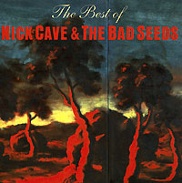 Обложка альбома «The Best Of Nick Cave & The Bad Seeds» (Nick Cave, The Bad Seeds, 1998)