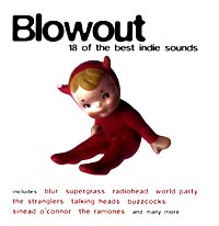 Обложка альбома «Blowout. 18 Of The Best Indie Sounds» (2002)