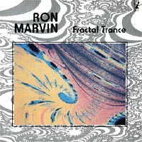 Обложка альбома «Fractal Trance» (Ron Marvin, 1994)