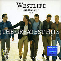 Обложка альбома «The Greatest Hits» (Westlife, 2002)
