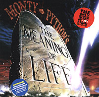 Обложка альбома «Monty Python's The Meaning Of Life» (2006)
